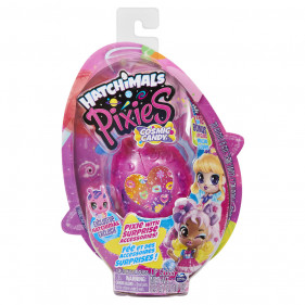 Hatchimals  Pixies Cosmic Candy Rose