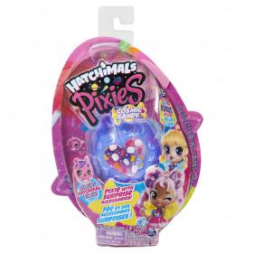 Hatchimals  Pixies Cosmic Candy Violet
