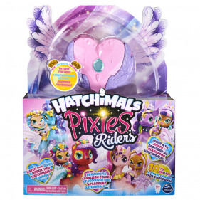 Hatchimals Pixie Riders Magical MadisonButterpuff Butterfly