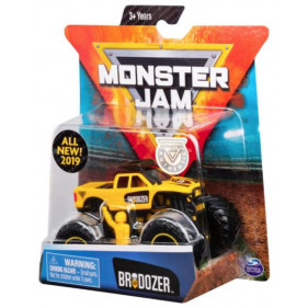 Monster Jam 1:64 Monster Jam - Single Pack - BRODOZER