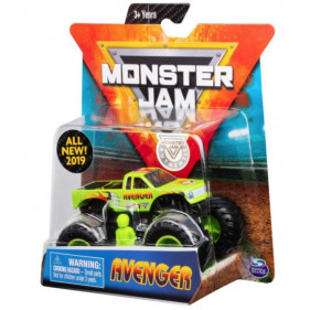 Monster Jam 1:64 Monster Jam - Single Pack - Avenger