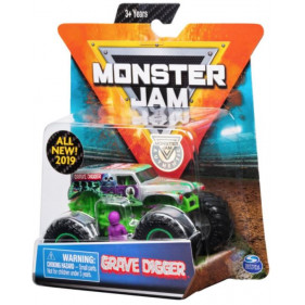 Monster Jam 1:64 Monster Jam - Single Pack - Grave Digger