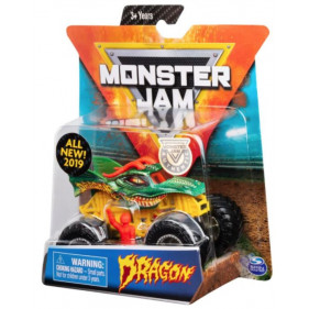 Monster Jam 1:64 Monster Jam - Single Pack - Dragon