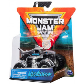 Monster Jam 1:64 Monster Jam - Single Pack - Megalodon
