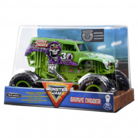 Monster Jam - 1:24 Collector Monster Jam Trucks :  Grave Digger