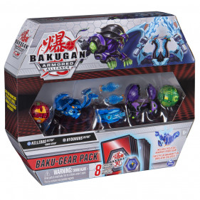 Bakugan Gear Battle Pack A