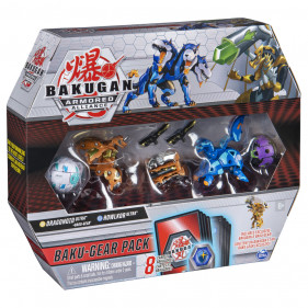 Bakugan Gear Battle Pack C