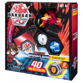 Bakugan Battle Brawlers Starter Pack A