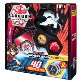 Bakugan Battle Brawlers Starter Pack B