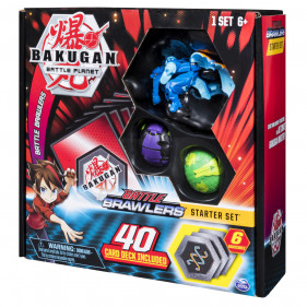 Bakugan Battle Brawlers Starter Pack C