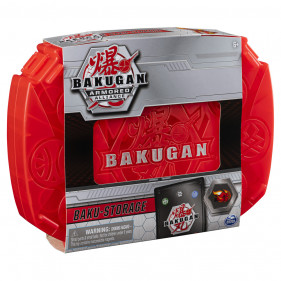 Bakugan Storage Case saison 2 Rouge