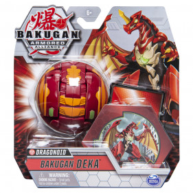 Bakugan Deka Dragonoid  Rouge
