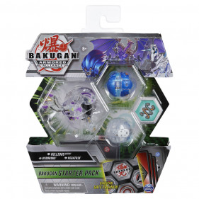Bakugan Starter Pack Saison 2 - Gate-Trainer