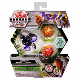 Bakugan Starter Pack Saison 2 - Gate Trainer Noir