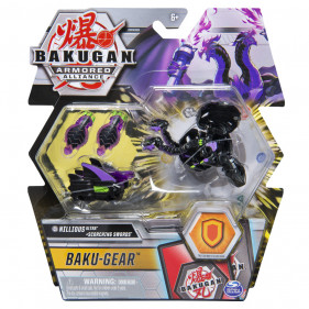 Baku-Gear Saison 2 Nillious Black