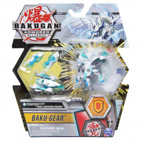 Baku-Gear Saison 2 Pegatrix White