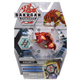 Bakugan Ultra Saison 2 : Salamander Red