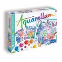 """Loisirs créatifs pour enfants - AQUARELLUM """"Les oiseaux s'envolent"""" - Livraison rapide Tunisie"""