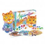 Loisirs créatifs pour enfants - AQUARELLUM & MASQUES ANIMAUX - Livraison rapide Tunisie