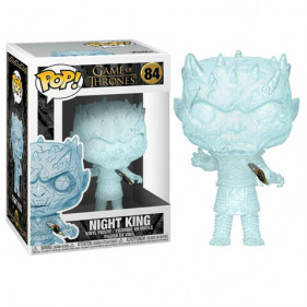 Game of Thrones - Crystal Night King Dagger in Chest