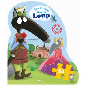 Puzzles du loup -BOITE PUZZLE DU LOUP - Contes et légendes