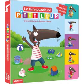 Mes premiers puzzles -LES PUZZLES DE P'TIT LOUP