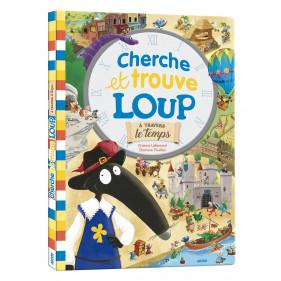 Cherche et trouve géant - LE CHERCHE ET TROUVE DU LOUP - TOME 2
