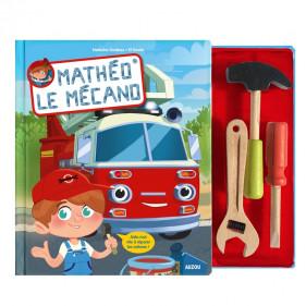 Coffret - MATHEO LE MECANO