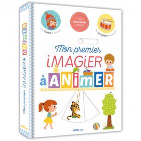 MES PREMIERS… A… - MON PREMIER IMAGIER A ANIMER