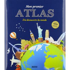Divers documentaires/ Parascolaires -MON PREMIER ATLAS