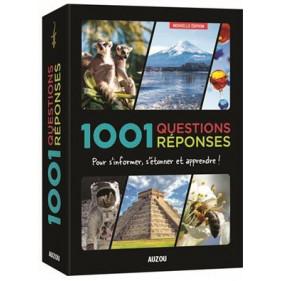 Divers documentaires/ Parascolaires - 1001 QUESTIONS RÉPONSES