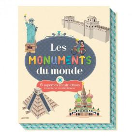 PAPERTOYS - LES MONUMENTS DU MONDE