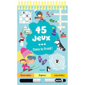 DIVERS ACTIVITES - 45 JEUX... DANS LE FROID !