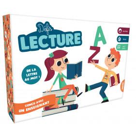 Jeux éducatifs - DÉFIS LECTURE