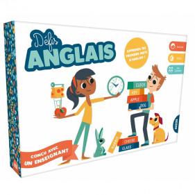 Jeux éducatifs - DÉFIS ANGLAIS
