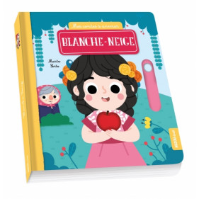 CONTES A ANIMER - BLANCHE NEIGE