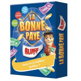 JEUX DE CARTES - LA BONNE PAYE - MON JEU DE CARTES