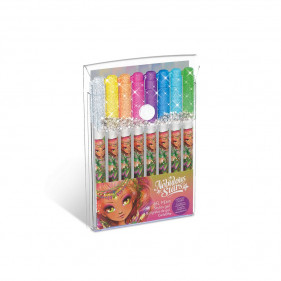 Assortiment de stylos à encre gel  8-Pack