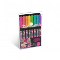 Assortiment de stylos à encre gel.A  8-Pack