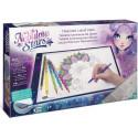 Loisirs créatifs pour enfants - Tablette lumineuse de dessin - Livraison rapide Tunisie