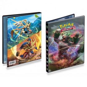 """Pokémon Épée et Bouclier """"Clash des Rebelles"""" : Portfolio A5 80 cartes"""