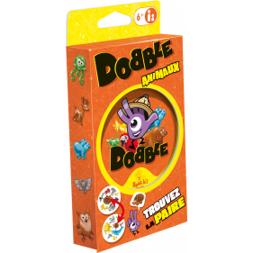Dobble Animaux Blister
