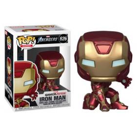 Marvel : Iron Man Stark Tech S
