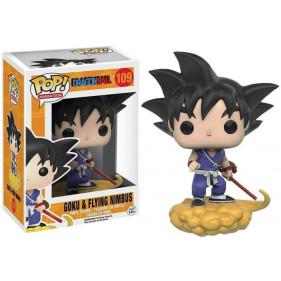Dragon Ball Z  :  Goku & Nimbus