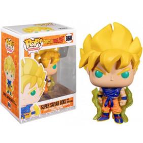 Dragon Ball Z : Super Saiyan Goku (First Appearance)