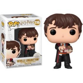 Harry Potter : Neville w/Monster Book
