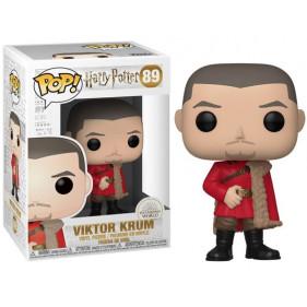 Harry Potter : Viktor Krum (Yule)