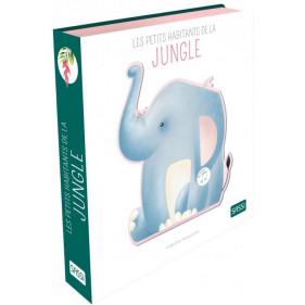 Récits sonores - Les petits habitants de la jungle