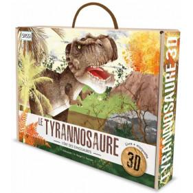 Puzzle 3D : Tyrannosaure 3D