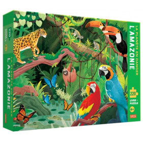 La planète en danger - L'Amazonie